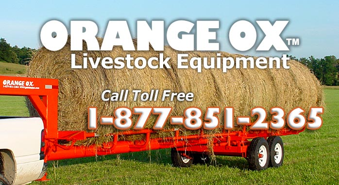 Welcome to Orange Ox.com  Home of Orange Ox Livestock Equipment!
